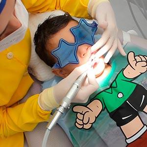 Endodontia e Odontopediatria